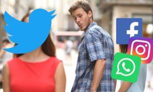 #instagramdown