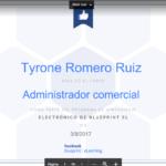 administrador comercial de facebook