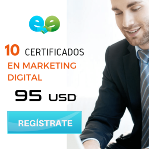 oferta de curso de marketing